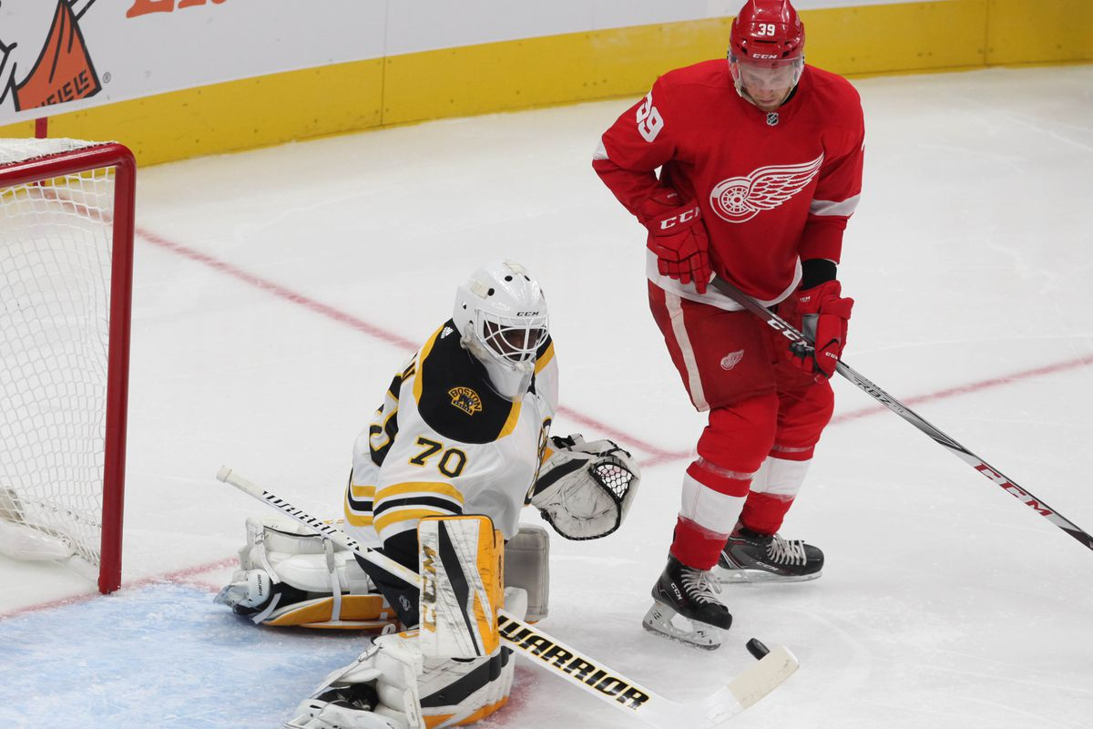a4e505f75 Gameday Updates: Boston Bruins at Detroit Red Wings: Line Combinations, Key  Matchups