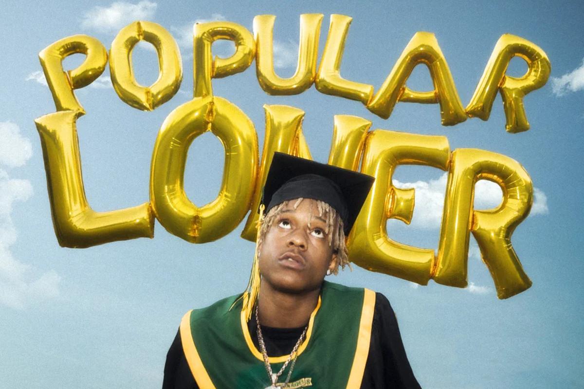 Metro Marrs' 'Popular Loner' artwork