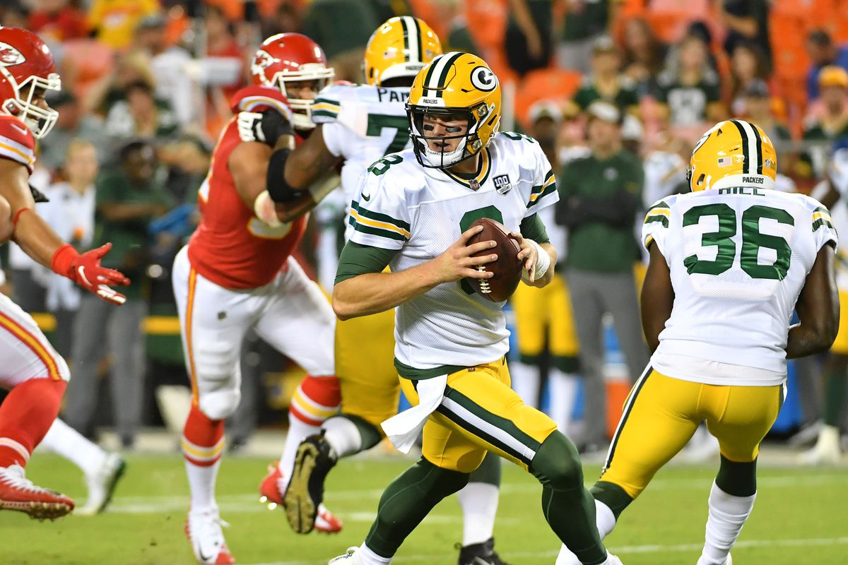 the latest bc1c0 f6c3f Packers News and Links: Tim Boyle primed to challenge ...