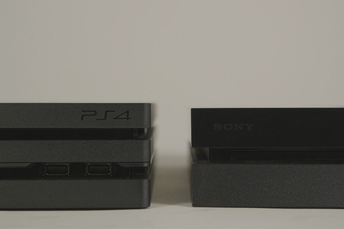 PlayStation 4 Pro / launch PlayStation 4
