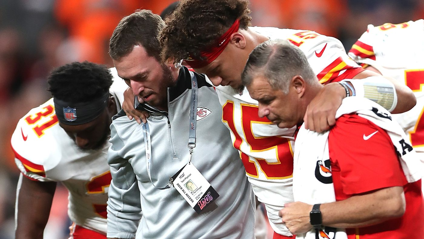 Patrick Mahomes's Knee Injury Could Be a Disaster—for the Chiefs and the NFL