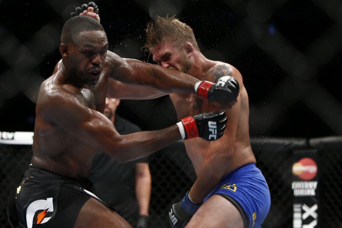 Gallery Photo: UFC 165 photos