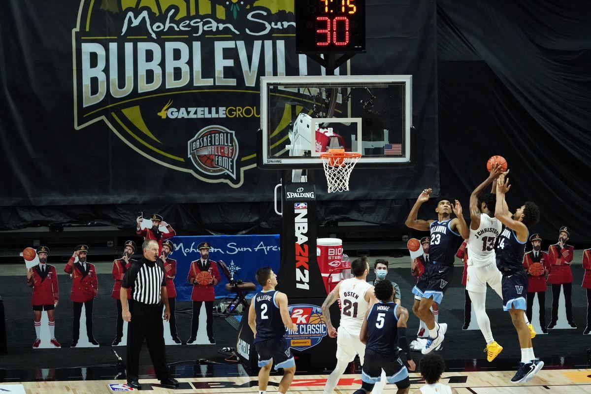 NCAA Basketball: 2k Empire Classic Championship