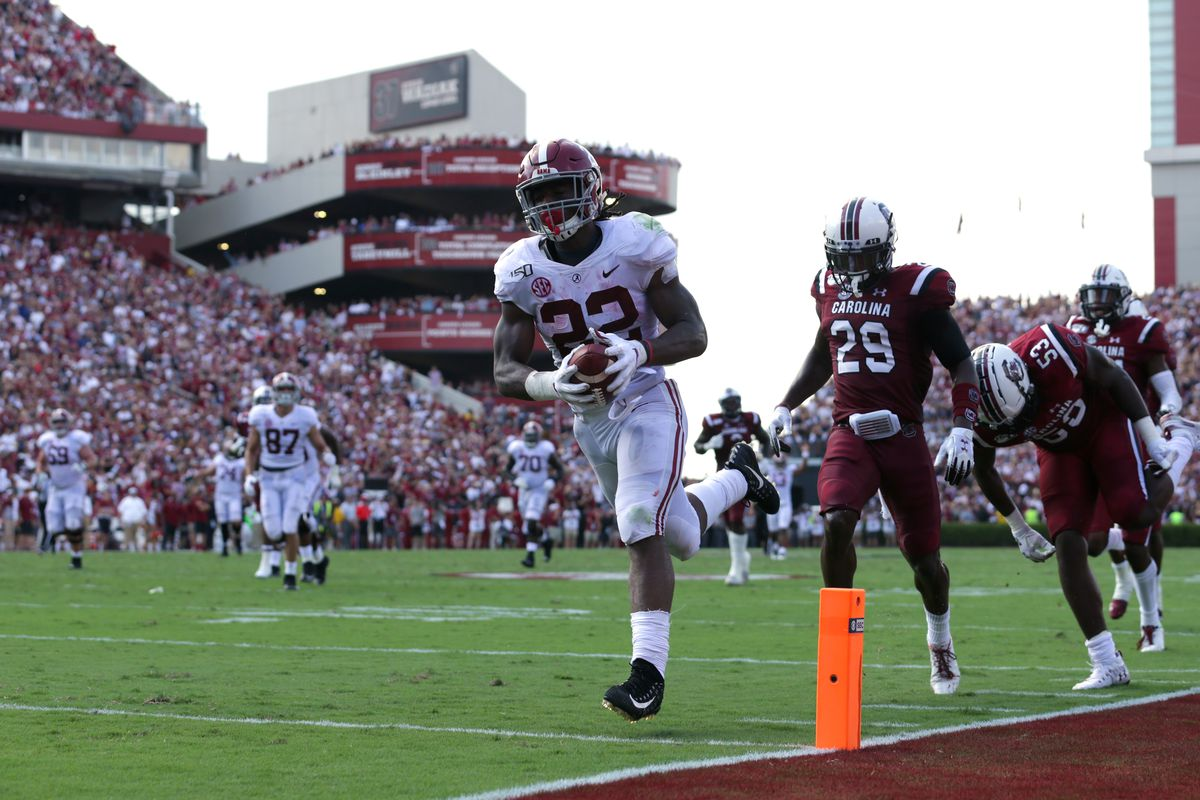 FanPulse Top 25 - Week 3: The Crimson Tide jumps Clemson after road win at South Carolina