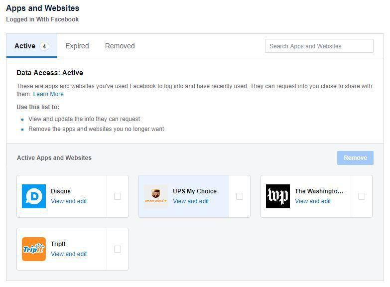 Facebook partners