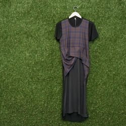 House of 950 double dress, $350