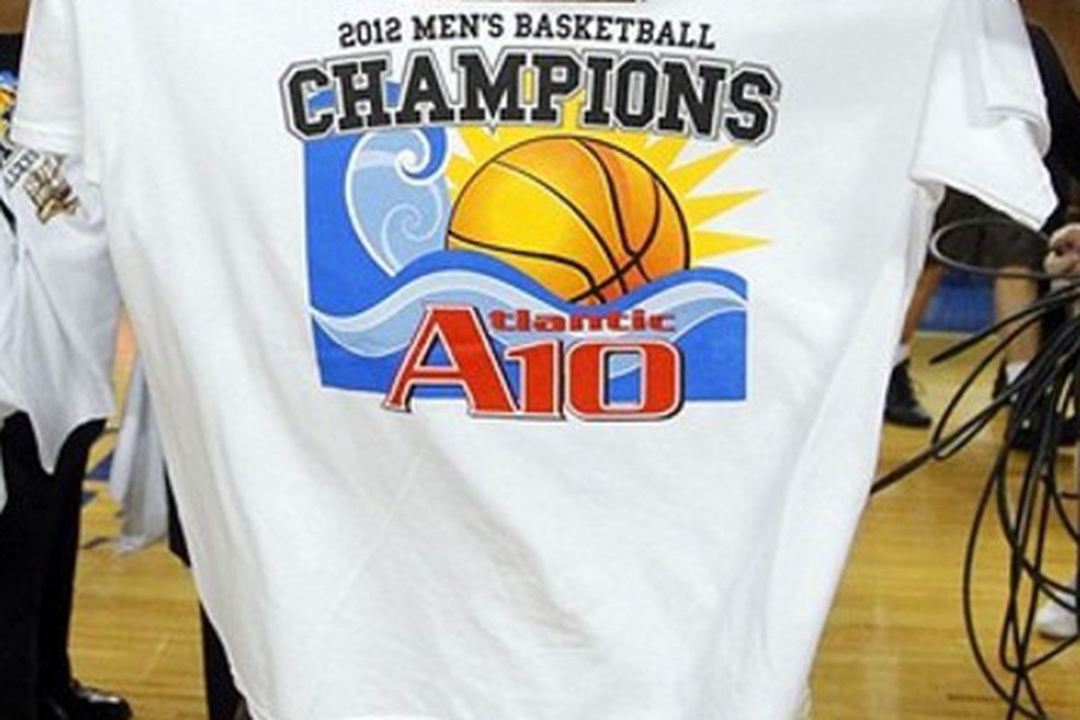 Xavier's best shot at the NCAA tournament is to win these t-shirts this year.