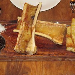 """Bone marrow at Beauty & Essex by <a href=""""http://www.flickr.com/photos/alarmingnews/5894089182/in/pool-29939462@N00/"""">KSheinin</a>."""