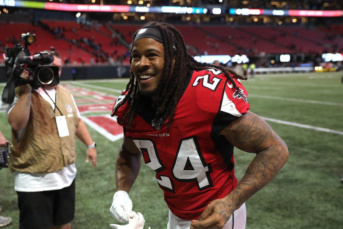 NFL: Carolina Panthers at Atlanta Falcons