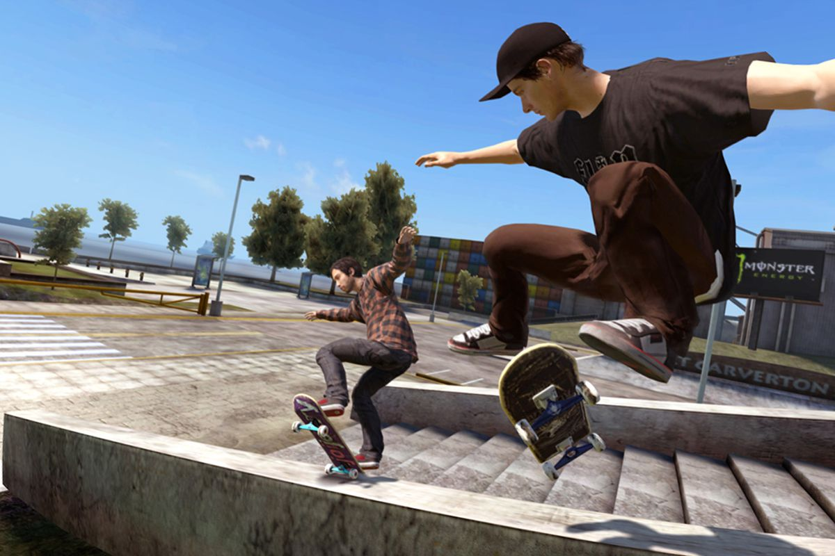 a6b984c98e Skate 3 is a perfect respite from the horrors of 2016 - The Verge
