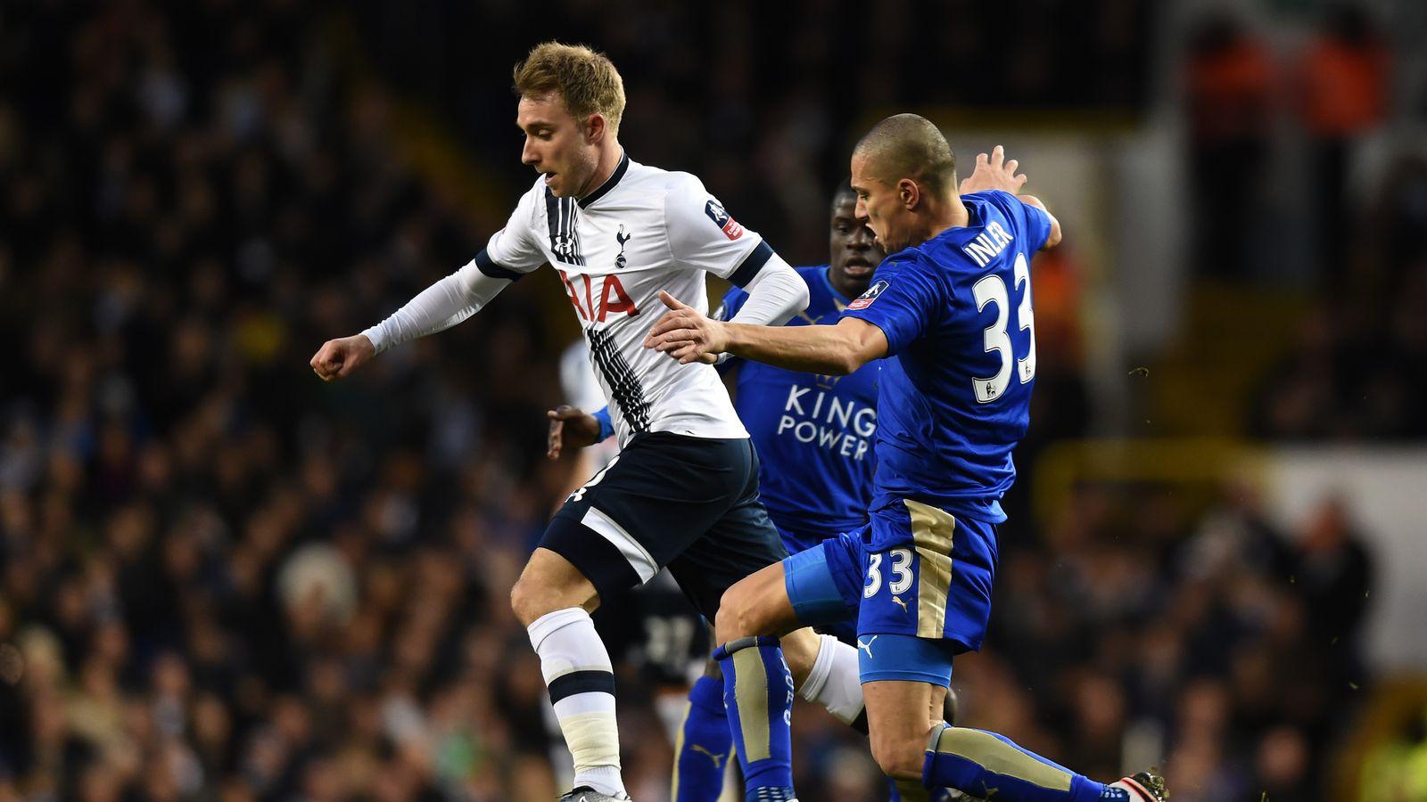 Tottenham Vs Leicester Live Stream: Tottenham Hotspur Vs. Leicester City Live Stream 2015