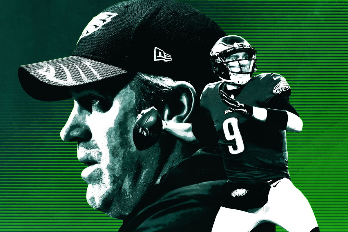 low priced d02f8 bd95f How Can Nick Foles Find Success Against the Vikings' Defense ...