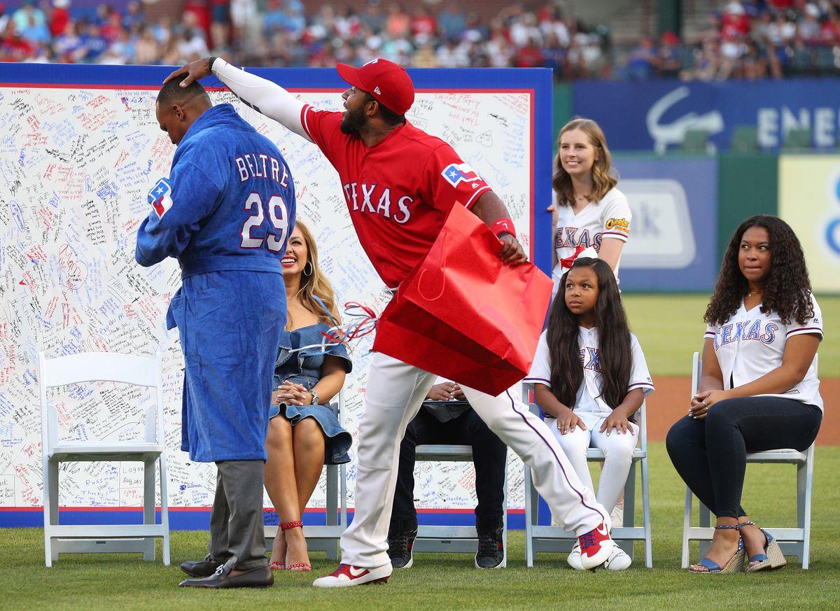 Oakland Athletics v Texas Rangers - Game Two