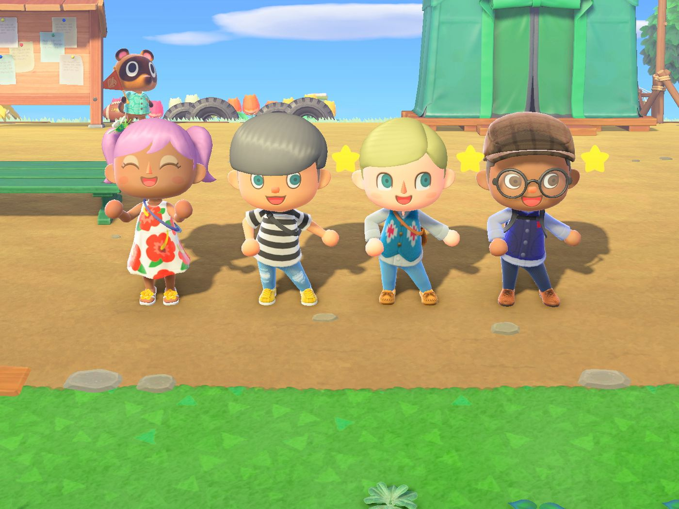 Animal Crossing New Horizons Review A Chill Life Sim That Puts