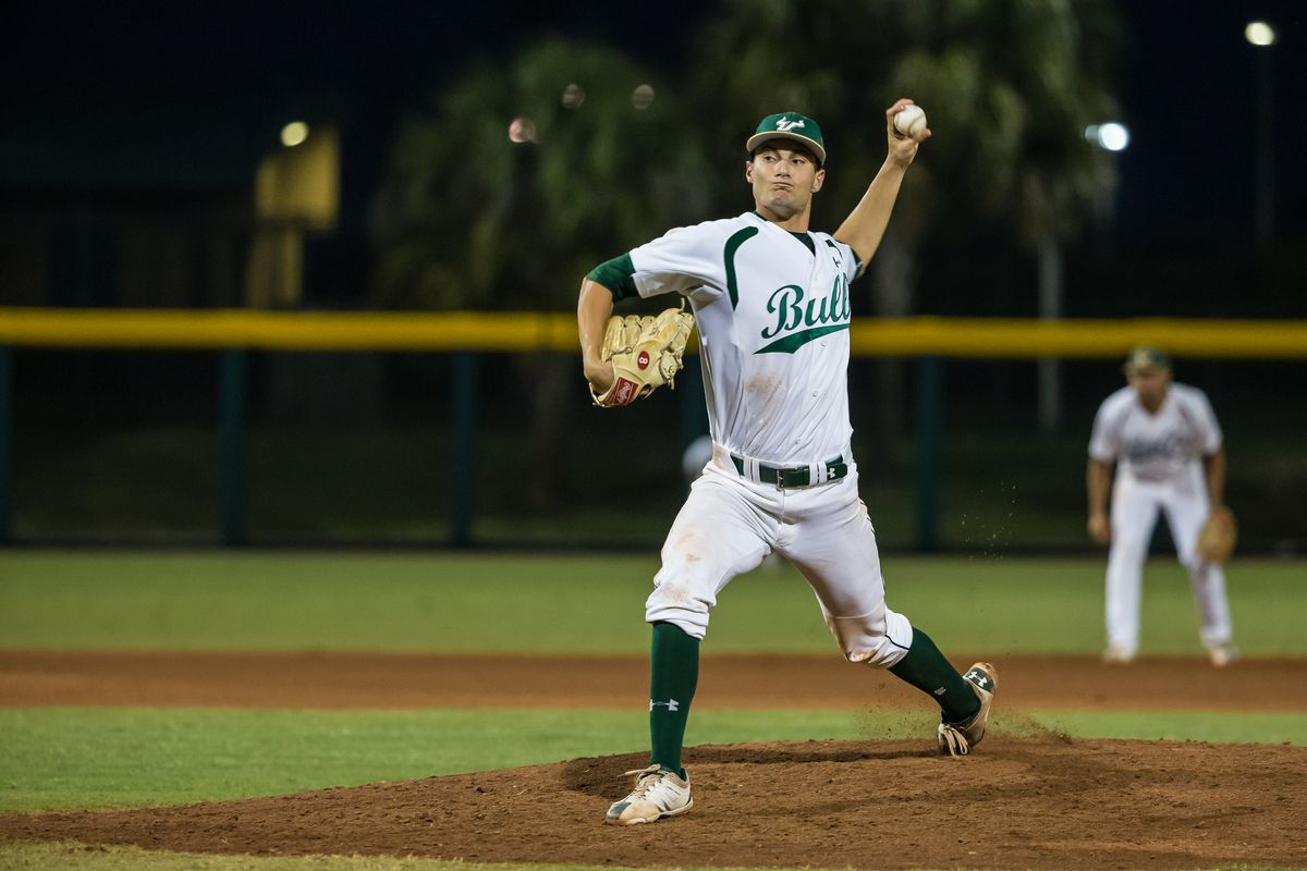 usf baseball one-hit in game 1 of war on i-4 versus ucf - the daily