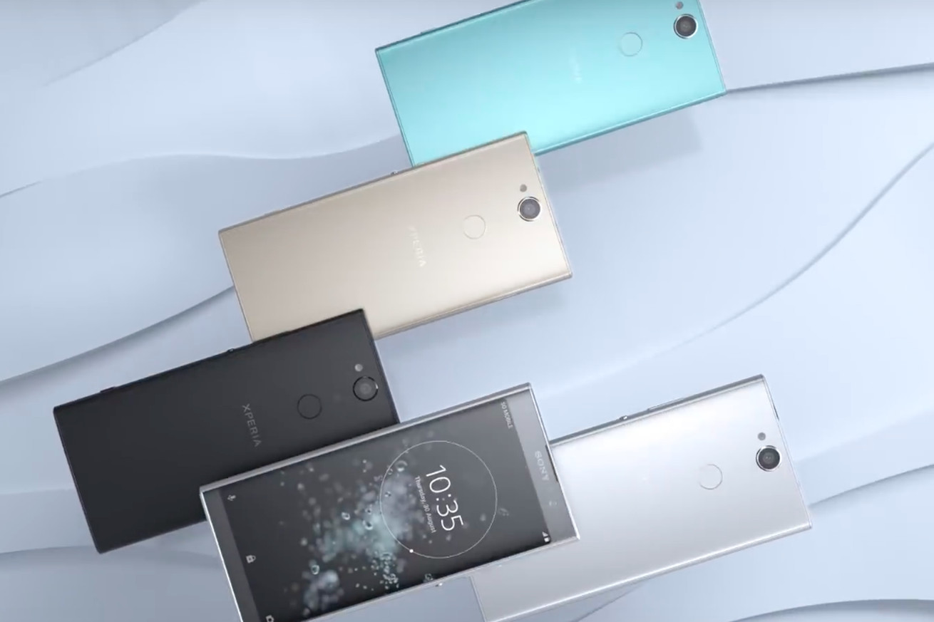 sony announces its xperia xa2 plus a phone to entertain