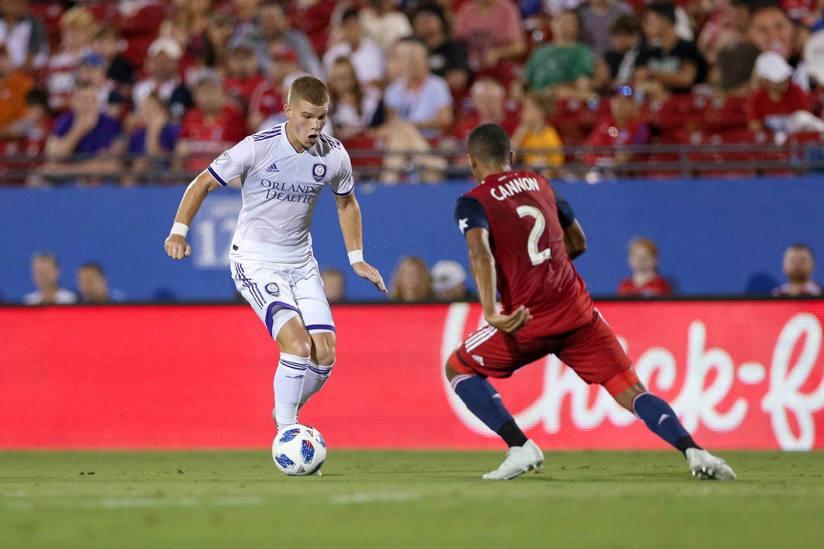 MLS: Orlando City SC at FC Dallas