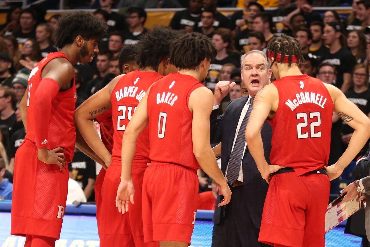 NCAA Basketball: Rutgers at Pittsburgh