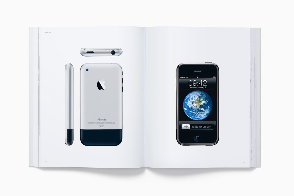 Apple releases $300 book containing 450 photos of Apple products ...