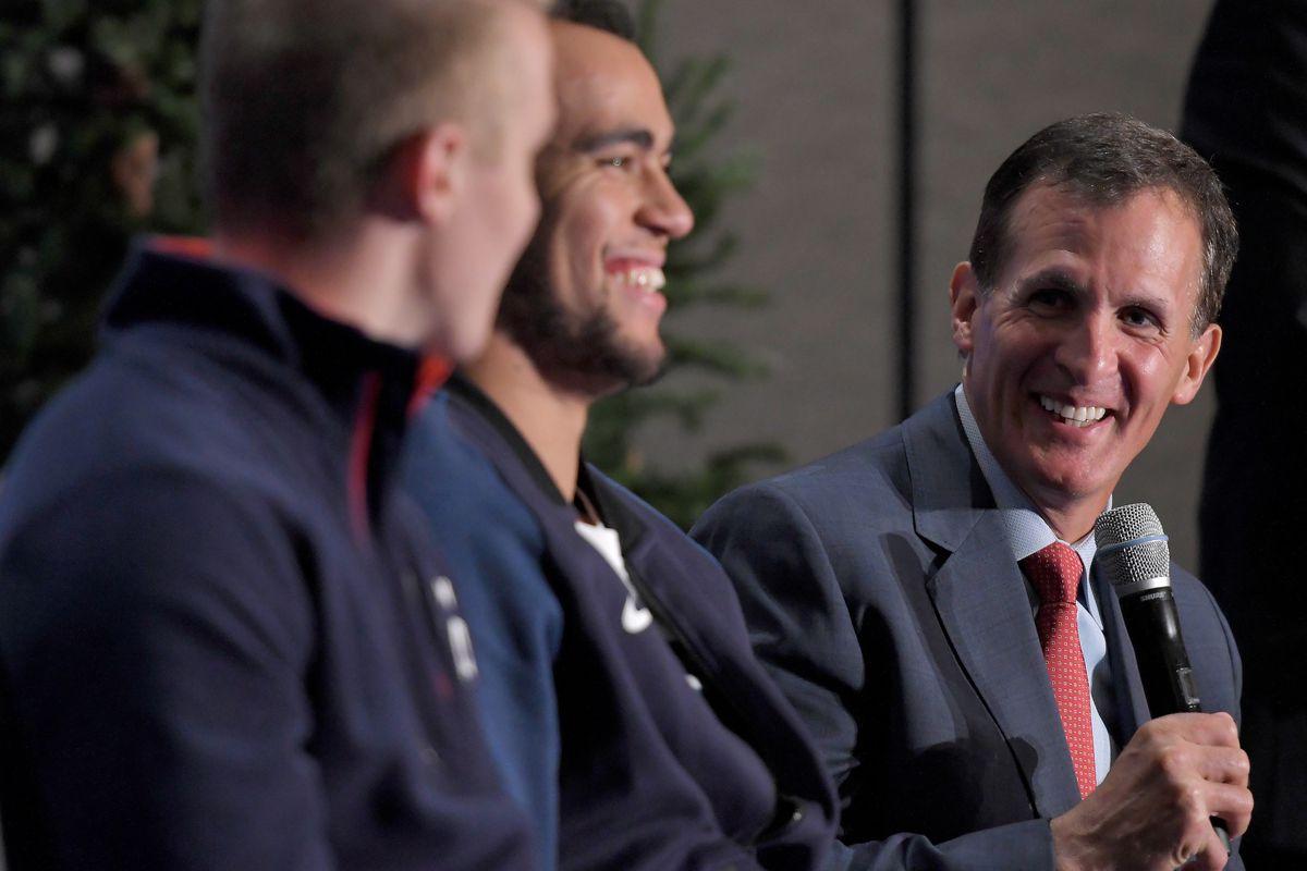 Team USA Media Summit News Conferences & Breakouts