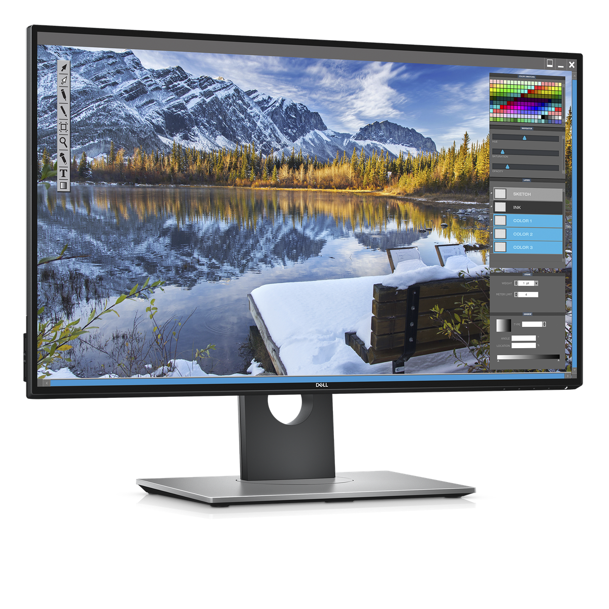 Dell announces its first HDR desktop monitor - The Verge