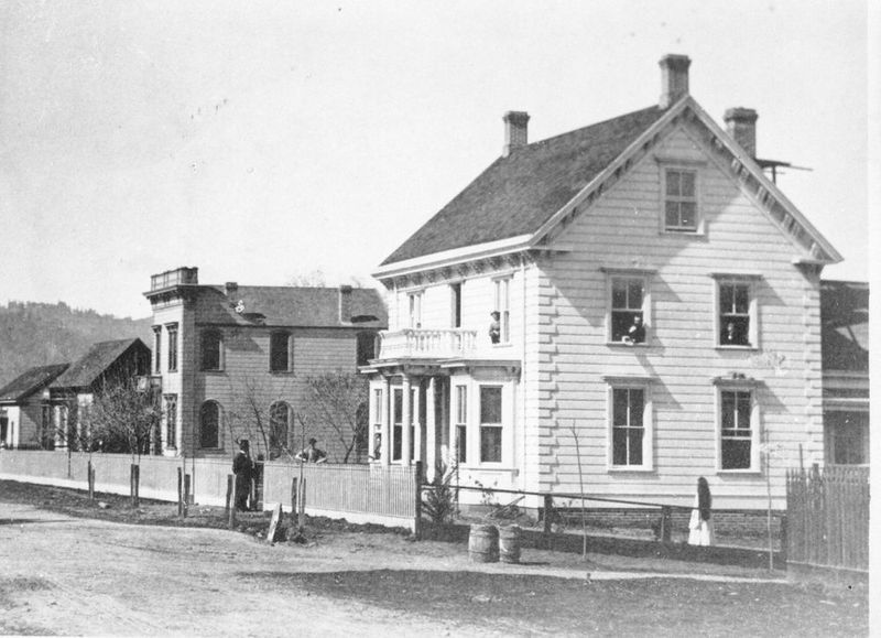 How 227 North Appeared In The Late 1800s