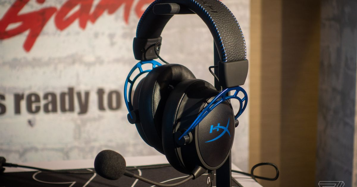 HyperX announces Cloud Alpha S gaming headset with virtual 7.1 surround