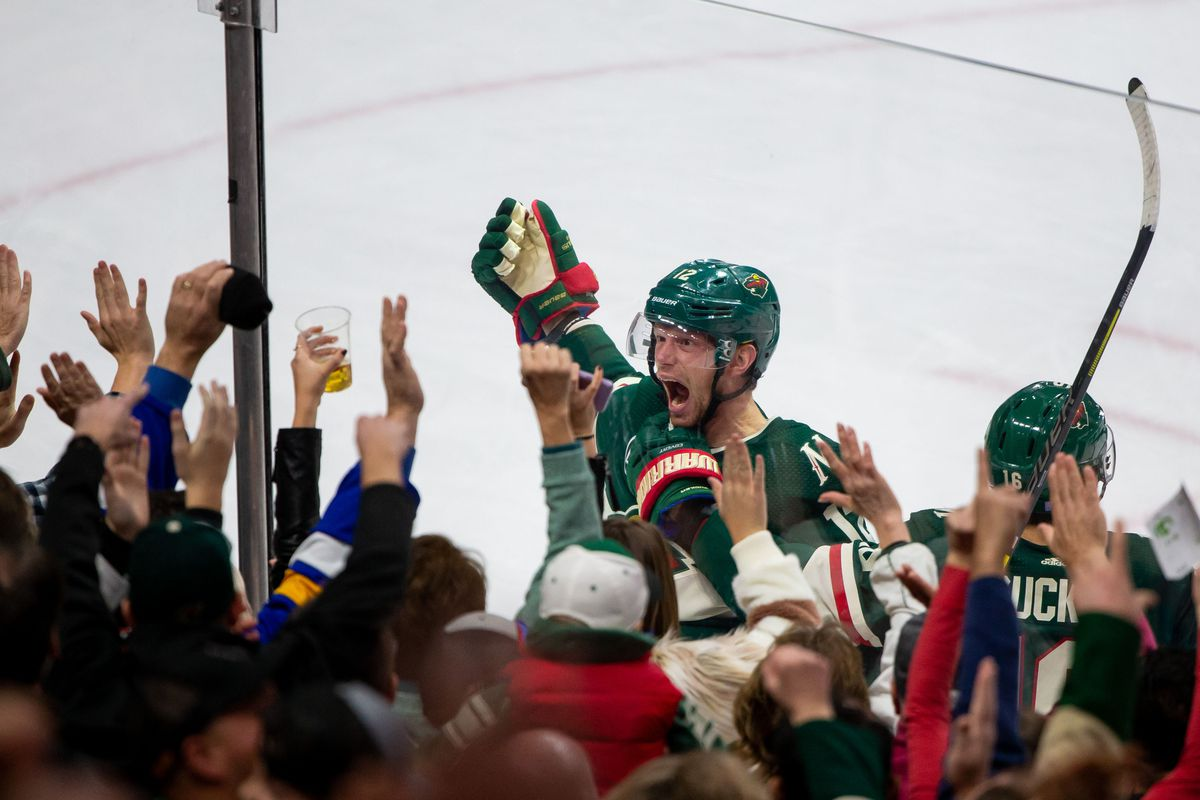 competitive price 1e5b7 98ceb 3 Things We Learned: Wild beat Jets 4-2 - Hockey Wilderness