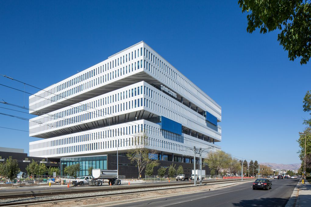 Let'S Go Inside Samsung'S New Silicon Valley Headquarters | The Verge