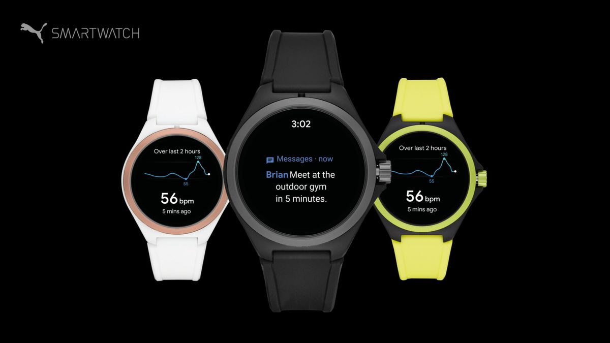 PUMA Unveils Its Very Own Wear OS Smartwatch 7