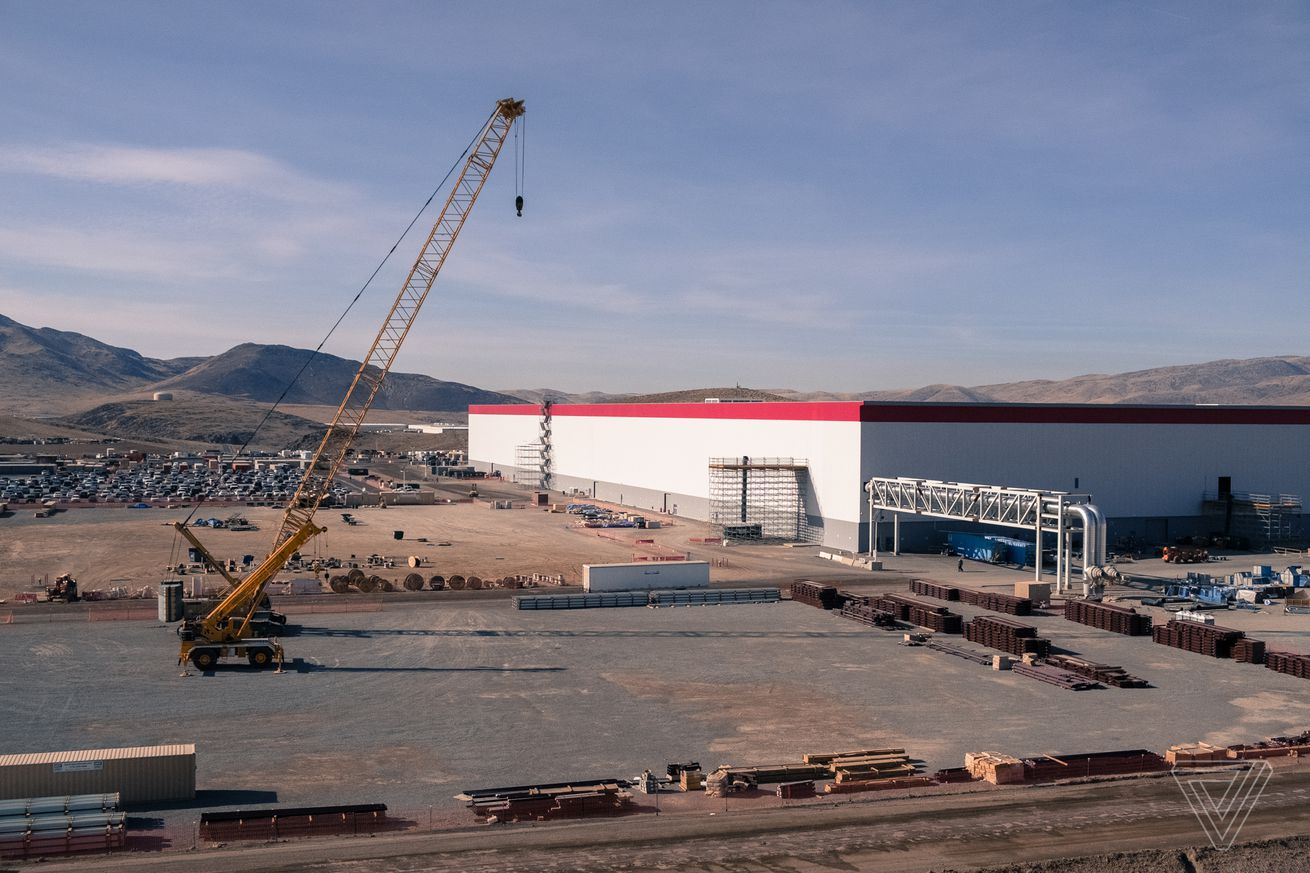 what kind of company town will tesla build around its gigafactories