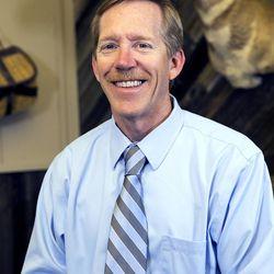 Utah Division of Wildlife Resources Director Greg Sheehan.