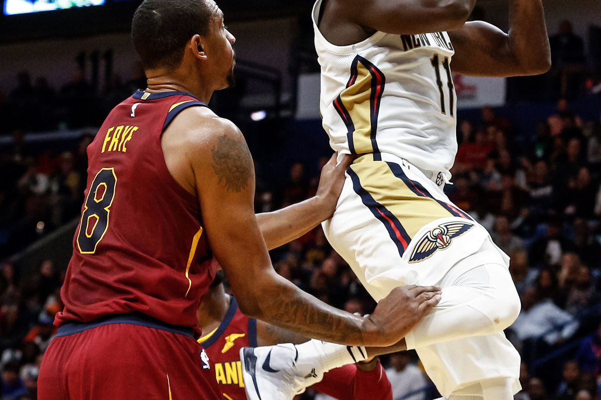 d4831355b Rajon Rondo returns to lineup to help Pelicans get back into win column  against Cavaliers. New ...