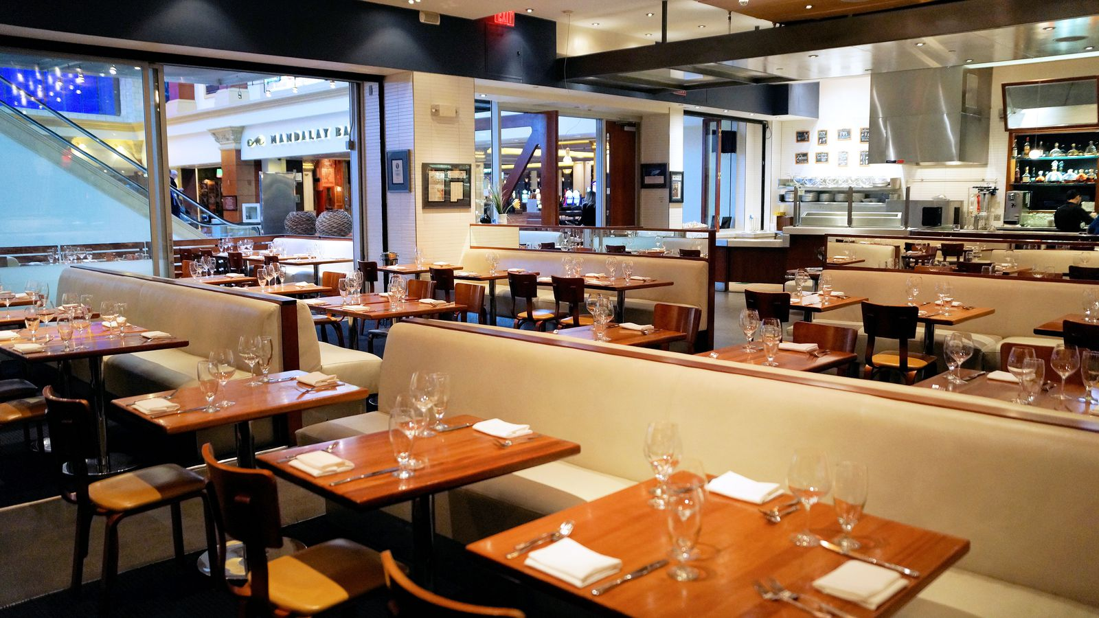 Special Menus and Deals at RM Seafood, Rise & Shine and Triple George Grill - Eater Vegas