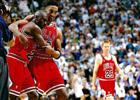 Image result for michael jordan flu game