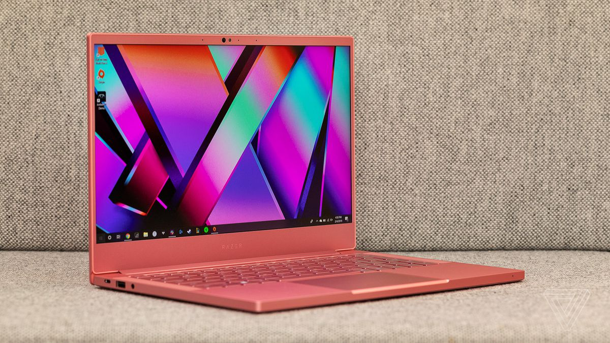 Razer Blade Stealth (2019) review: the cost of compromise - The Verge