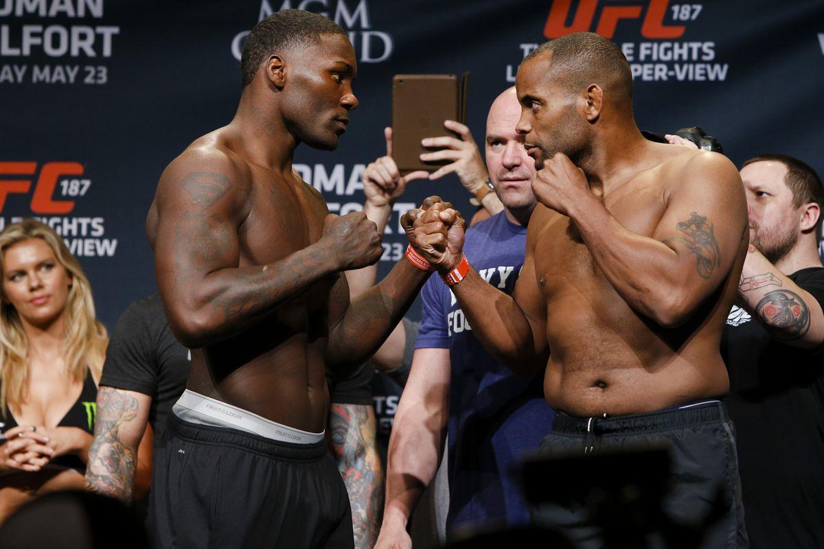 Daniel Cormier Daniel Cormier vs Anthony Johnson 2 set for UFC 210 MMA Fighting