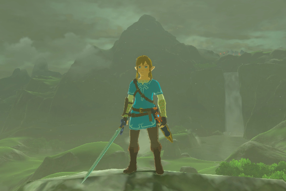0afb4d626131 Zelda Breath of the Wild guide: How to upgrade the Champion's Tunic ...