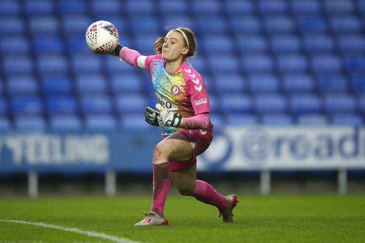 Reading Women v Bristol City Women - Barclays FA Women's Super League