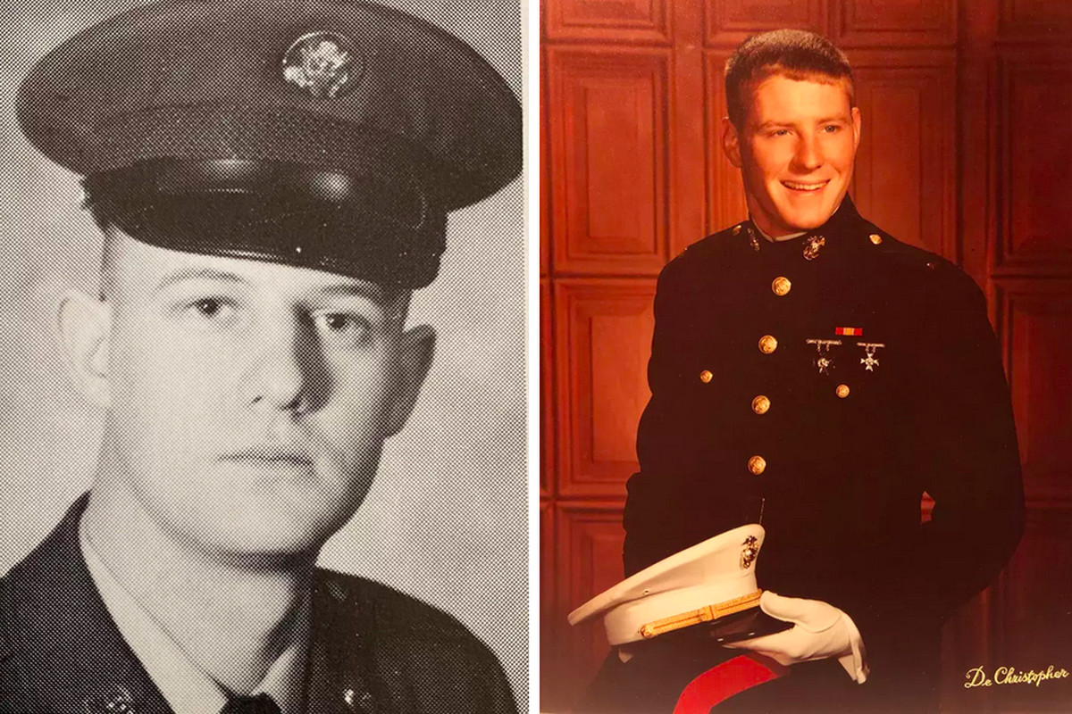 William Dabbert (left) and Robert Conti died in Vietnam, but their classmates from the Arlington High School class of 1964 have kept their memories alive.
