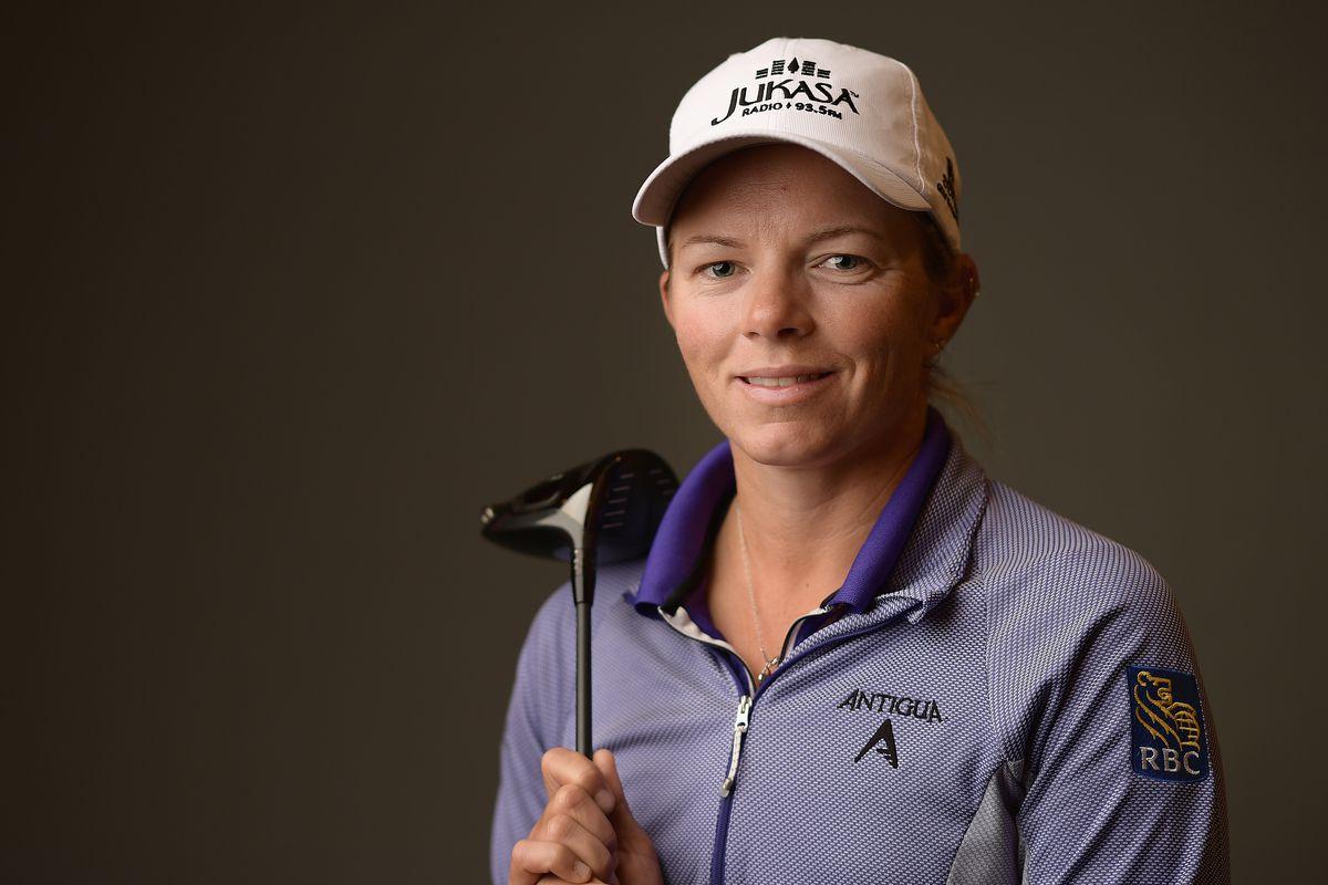 LPGA Player Portraits
