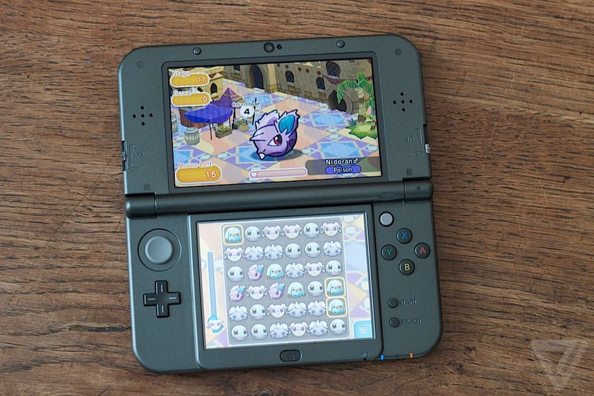 Nintendo 3ds Pokemon Games : Nintendo has started making bad free to play games like everybody