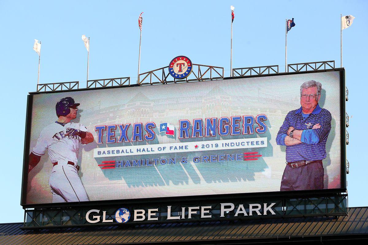 Minnesota Twins v Texas Rangers