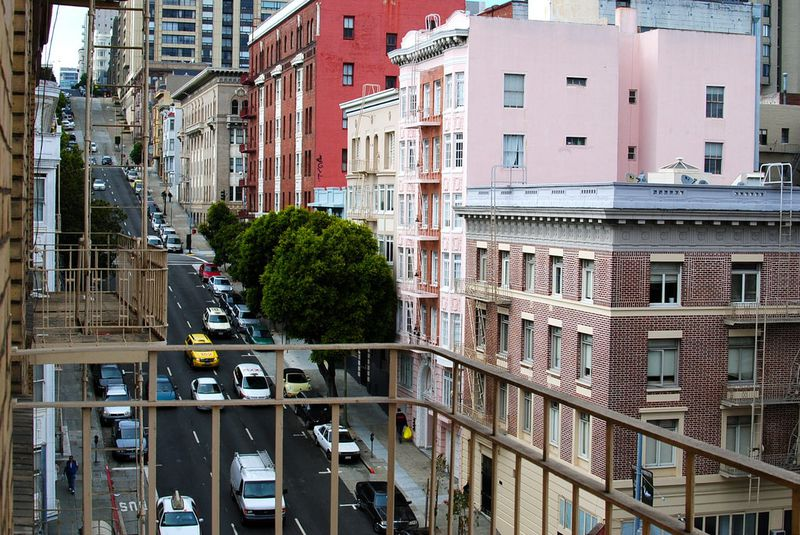 The Most Walkable Neighborhoods In San Francisco Curbed SF - 5 most interesting neighborhoods in san francisco