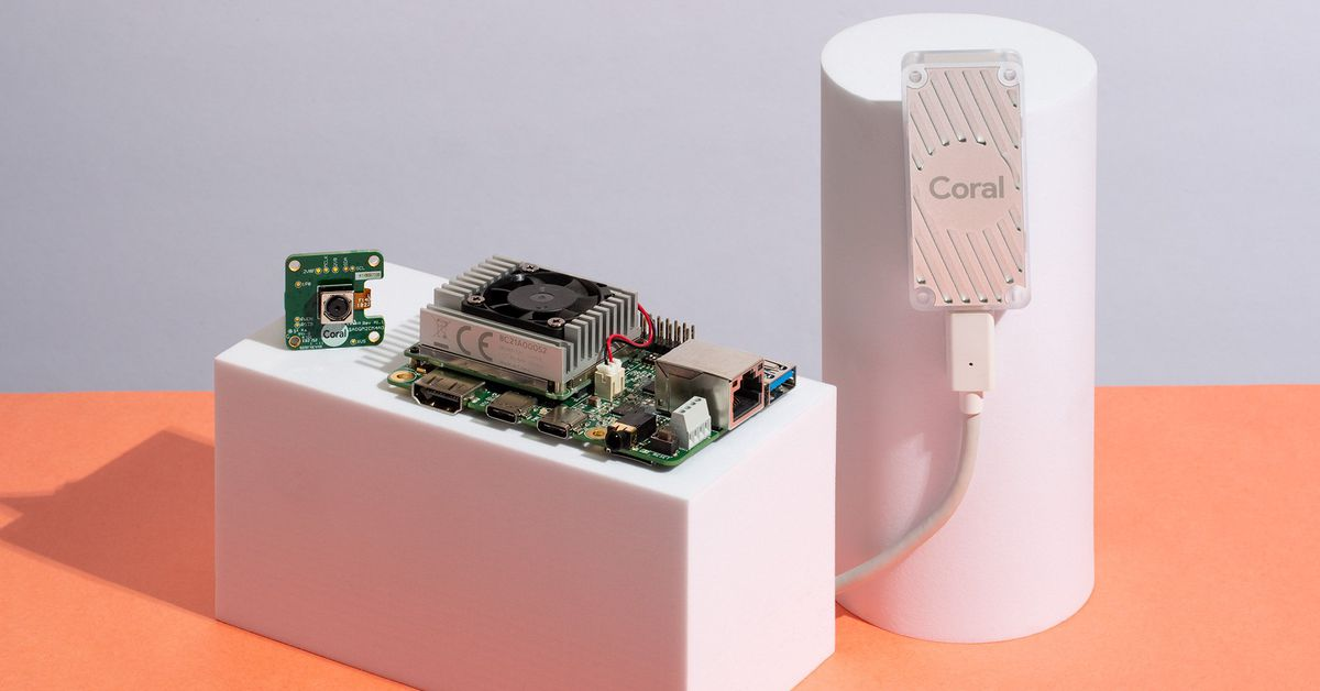Coral is Google's quiet initiative to enable AI without the cloud