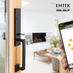 EMTEk Deadbolt Lever Smart Lock