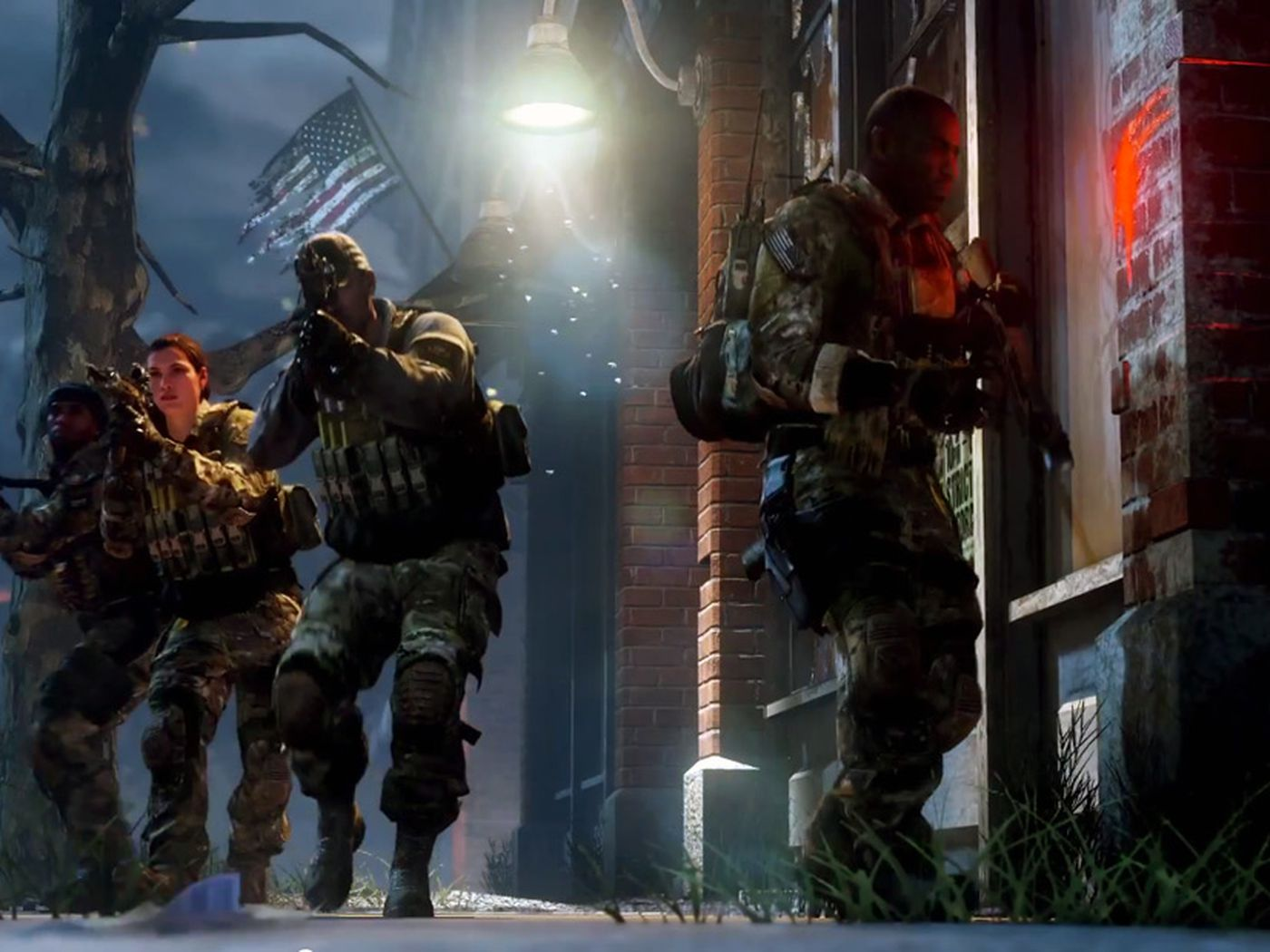 Call Of Duty S Onslaught Dlc Free To Playstation Gamers To Monday