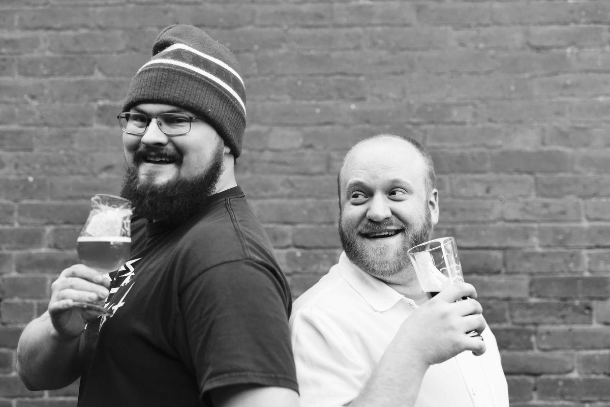 Alex Corona and Jonathan Gilman, Brato Brewhouse