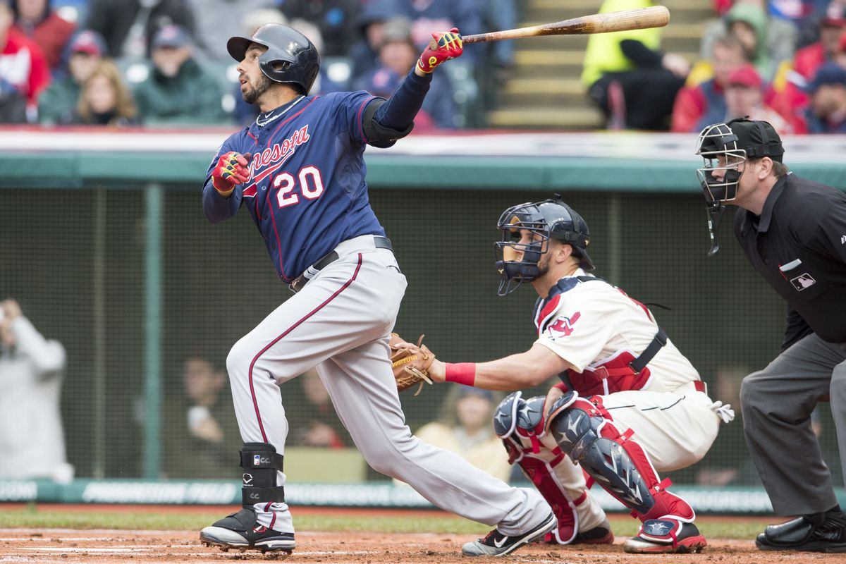 AMERICAN LEAGUE PLAYER OF THE WEEK CHRIS COLABELLO