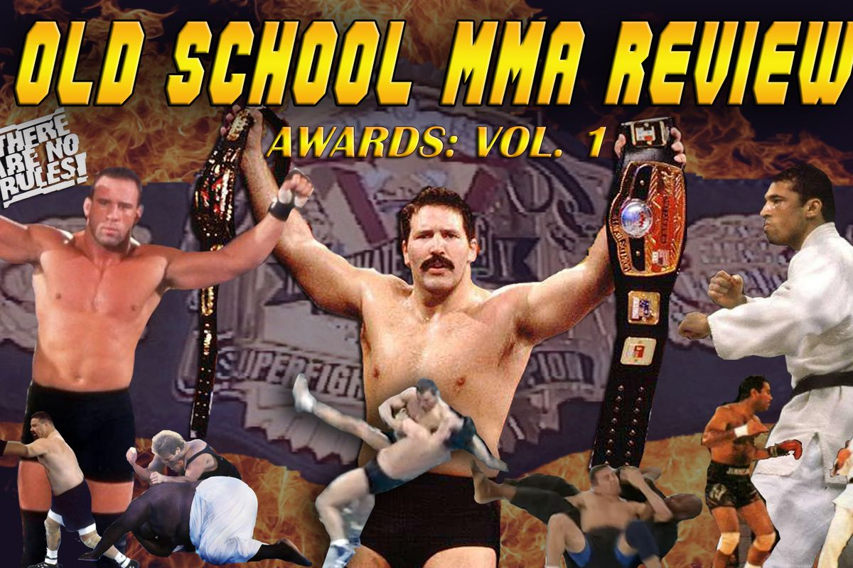 OSMMA Review Awards: Best Fake Martial Arts Style - Bloody Elbow